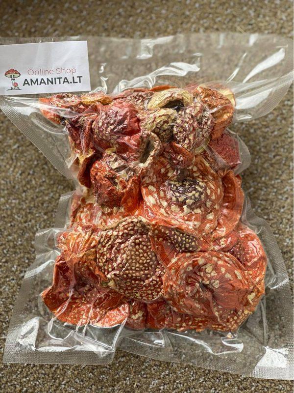 Dried Amanita Muscaria - Amanita.lt
