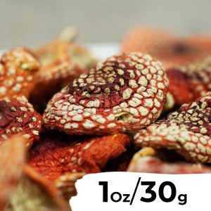 Fly agaric, dried amanita muscaria, fly amanita - 100% top quality A+++