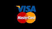 Visa/MasterCard, iDeal